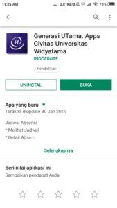 Aplikasi Generasi Utama