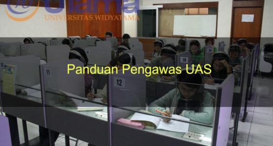 Panduan Pengawas UAS